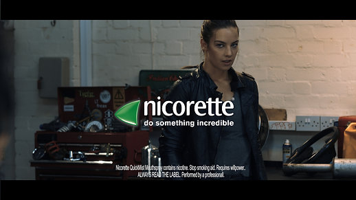 Nicorette Quickmist - Do Something Amazing - Johnson & Johnson