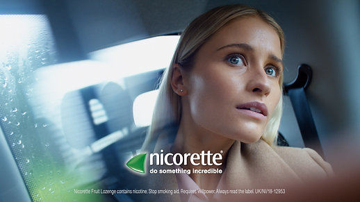 Johnson & Johnson - Nicorette Lozenge - Directors Cut