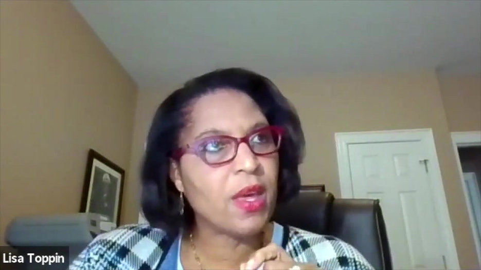 Dr. Lisa Toppin | Blueprint for Success