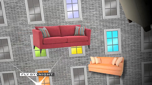 Fly By Night: Sofas