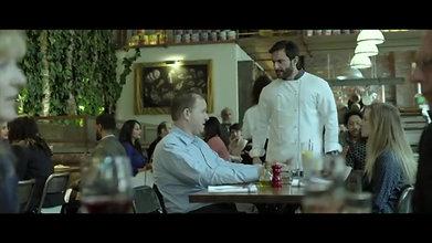 Disgruntled Customer (Chef)