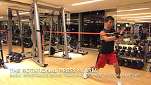 18 BRBTC The Rotational Press (1 arm)