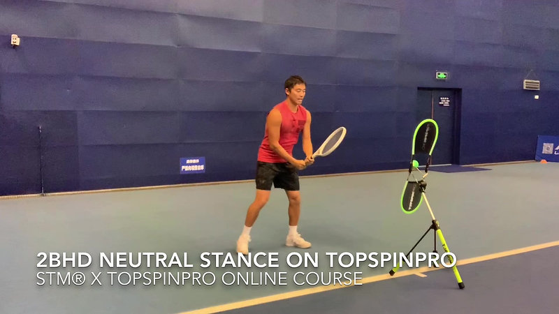 17 2Backhand Neutral Stance on TopspinPro