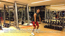 8 BRBTC - The Front Shoulder Raises