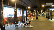 12B The Lunge Series - The Lunge Movement