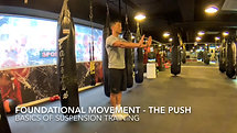 4B The Foundational Movements - The Push