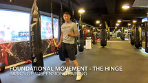 4G The Foundational Movements - The Hinge
