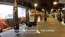 4D The Foundational Movements - The Lunge