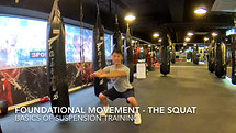 4E The Foundational Movements - The Squat