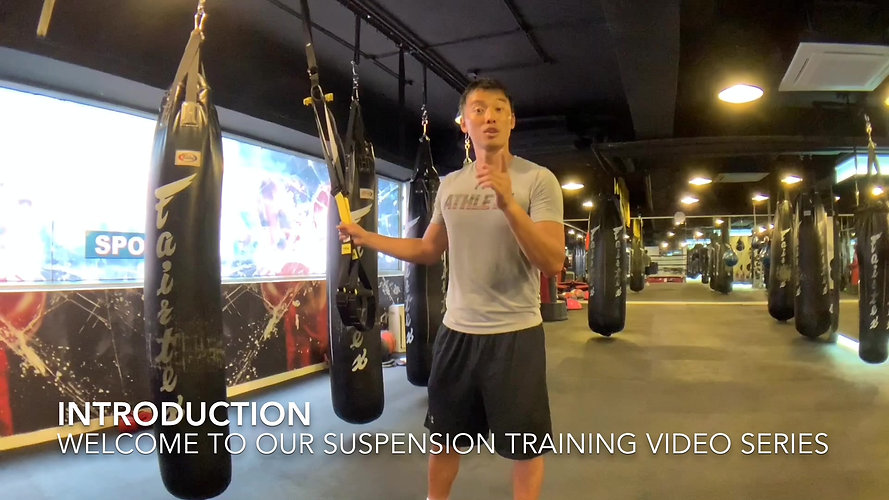 1 Introduction - Welcome to Basics of Suspension Training Video Series