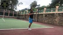 BONUS Tip for hip and shoulder rotation back and down on trophy position