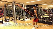 7 BRBTC - The shoulder press down