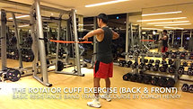 14 BRBTC - The Rotator Cuff Exercises (Back and Front)