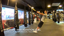 14C The Rotate series - the straight arm rotation pull