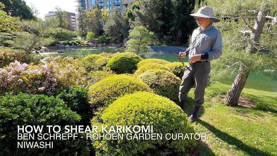 The Japanese Friendship Garden of Phoenix - RoHoEn