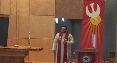 Oct 25, 8:30am Worship Service