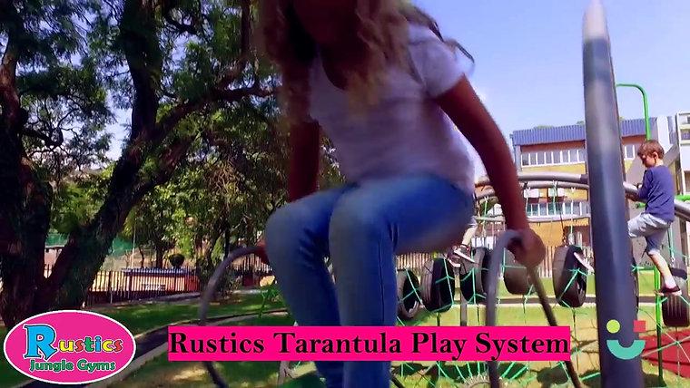Rustics Drum Climber and Taratula