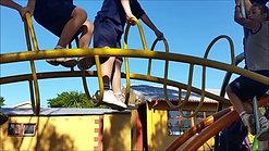 Rustics Tarantula Playground System