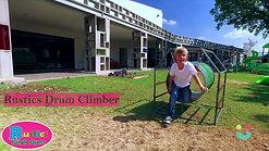 Rustics Drum Climber