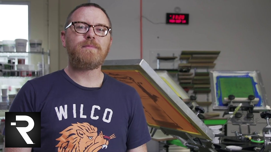Screen Printing Tips