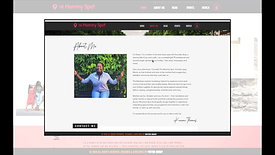 Mommy's Spot Blog site