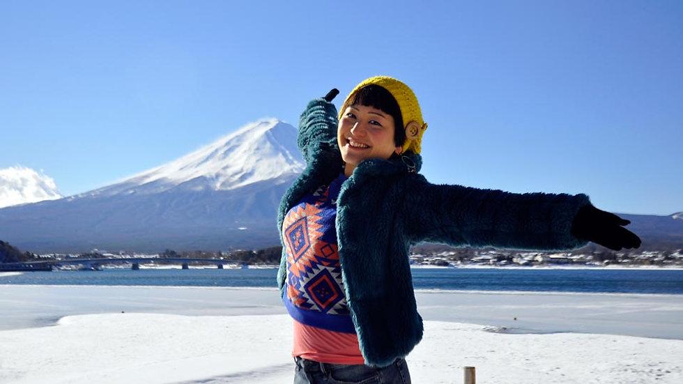 Haruka Kuroda Presenter Showreel