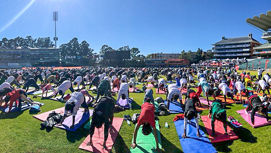 International Yoga Day Video