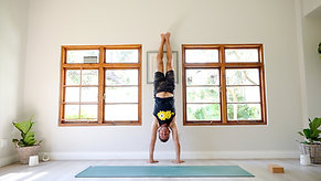 Quick Yoga Break