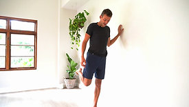 Movement Snack: Wall Stretches
