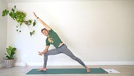 Mandela Day Yoga