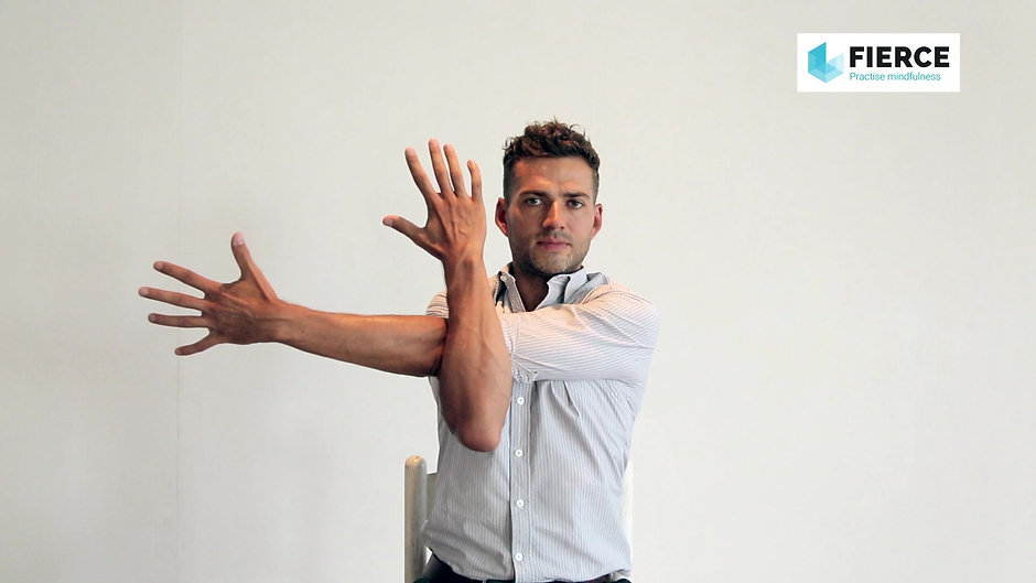 Desk Therapy: Shoulder Stretches