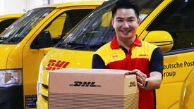 DHL Delivery