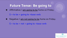 Grammar Subscription: Future