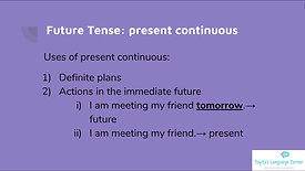 Grammar Subscription: Future #2
