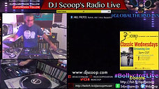 #GlobalThursdays on DJ Scoop's Radio Live