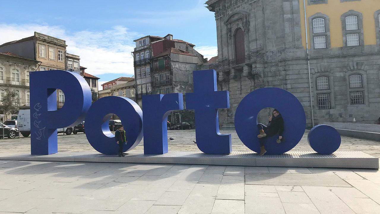 PORTUGAL - Conheça o Porto, Braga e Coimbra!