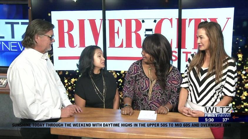 RIVER CITY CASTING, WLTZ NBC 38