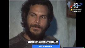 Pizarro 30 años