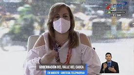 Intervención Gobernación del Valle del Cauca