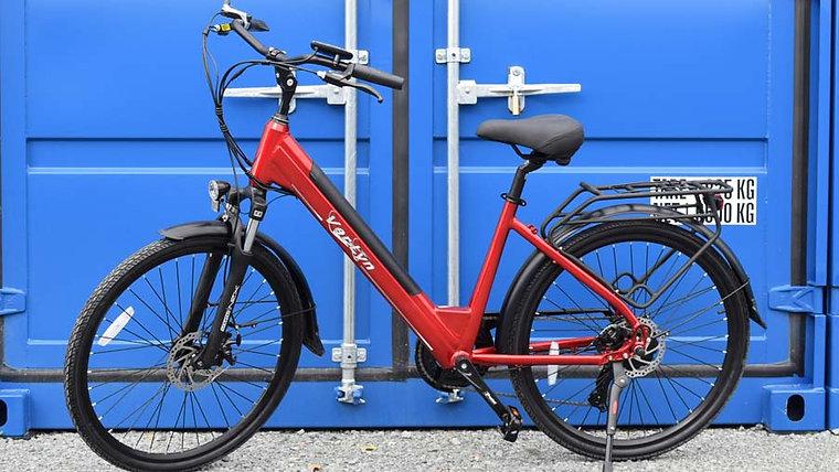 Montage du vélo électrique de ville VL100