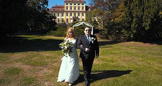 Svatební klip