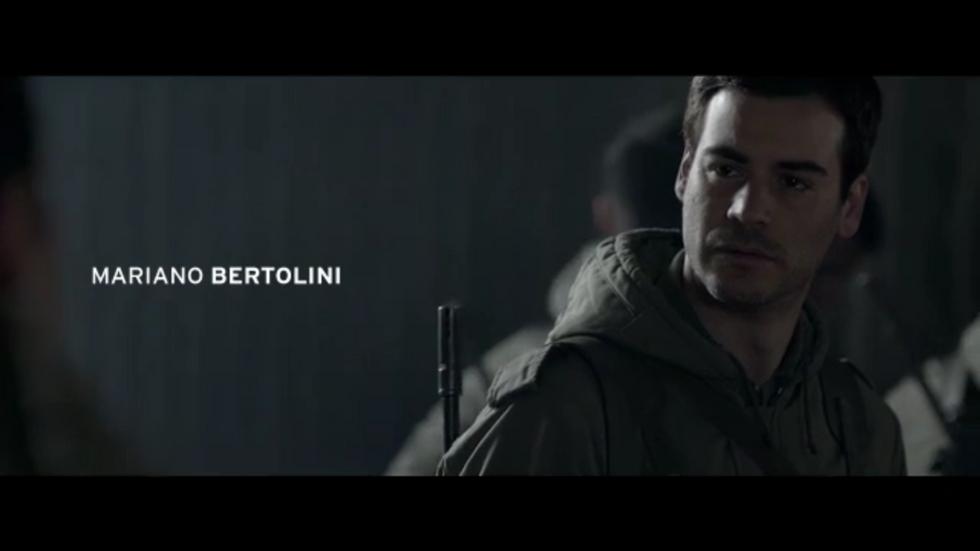Mariano Bertolini - Trailer Soldado Argetino film definitivo