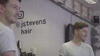 Hair FX Barbering Promo 2018