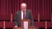 Rev Danny Jones 4 19 2020 Northlake Baptist Church