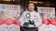 Demonstratia culinara facuta de catre Chef Mocan Emanuel la Ta...