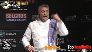 Chef Joseph Hadad la Top Culinary Trends 2015