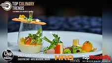 Demonstratia culinara de exceptie facuta de catre Maestrul Ioan Florescu, Executive Chef Restaurant Belvedere, in cadrul evenimentului Taste Ambassadors 2016. Nu uitati ca intre 30-31 Mai 2017 Taste Ambassadors revine cu o noua editie. http://www.tas