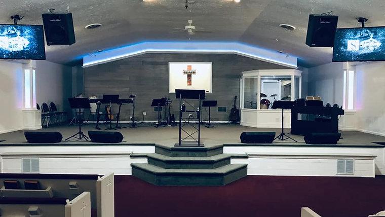 Sanctuary Sunday Services
