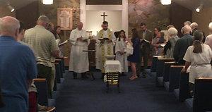 Henry's Baptism