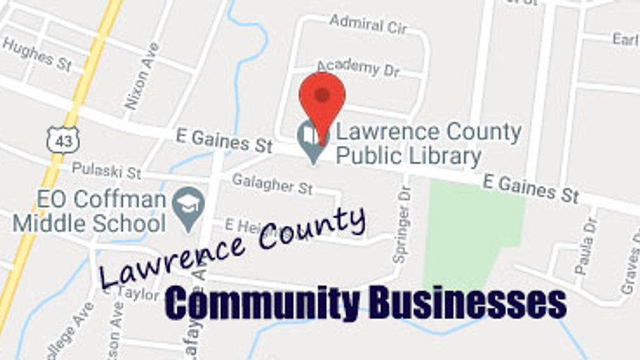 Lawrence County Community Businesses